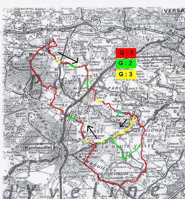 Parcours 2 (afficher la carte)