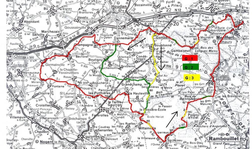 Parcours 9 (agrandir la carte)